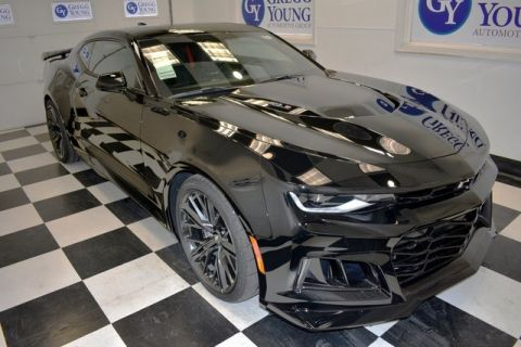 New 2018 Chevrolet Camaro ZL1 RWD 2D Coupe