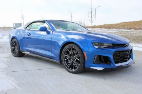 New 2018 Chevrolet Camaro ZL1 RWD 2D Convertible