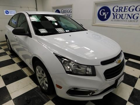 Pre-Owned 2016 Chevrolet Cruze Limited LS FWD 4D Sedan