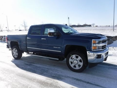 New 2018 Chevrolet Silverado 2500HD LTZ 4WD