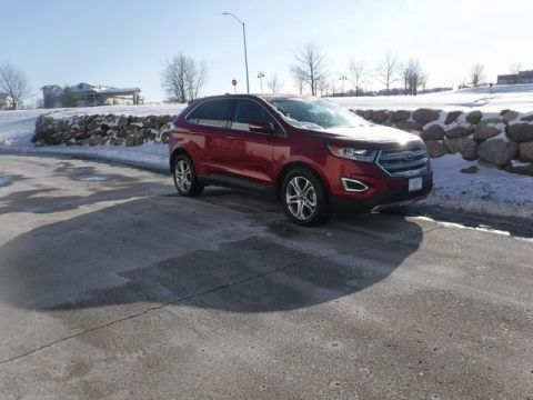 Pre-Owned 2015 Ford Edge Titanium AWD