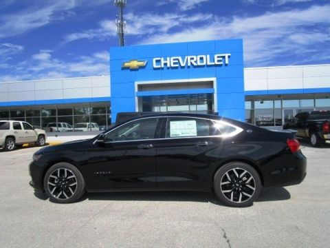 New 2018 Chevrolet Impala Premier FWD 4D Sedan