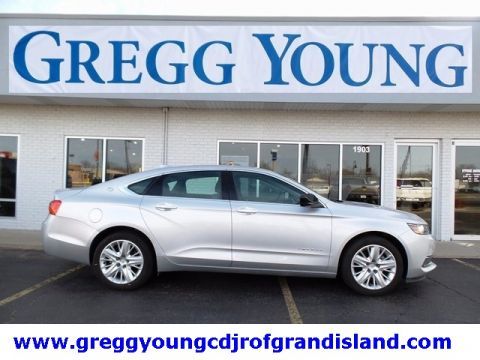 Pre-Owned 2016 Chevrolet Impala LS FWD 4D Sedan
