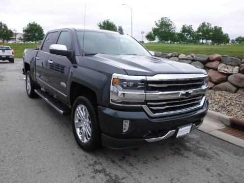 New 2017 Chevrolet Silverado 1500 High Country 4WD
