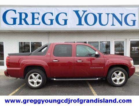 Pre-Owned 2007 Chevrolet Avalanche 1500 LT 4WD