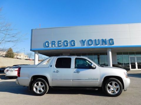 Pre-Owned 2013 Chevrolet Avalanche 1500 LTZ 4WD