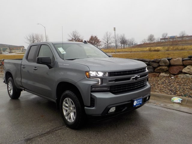 New 2019 Chevrolet Silverado 1500 Rst Double Cab In Norwalk D5557