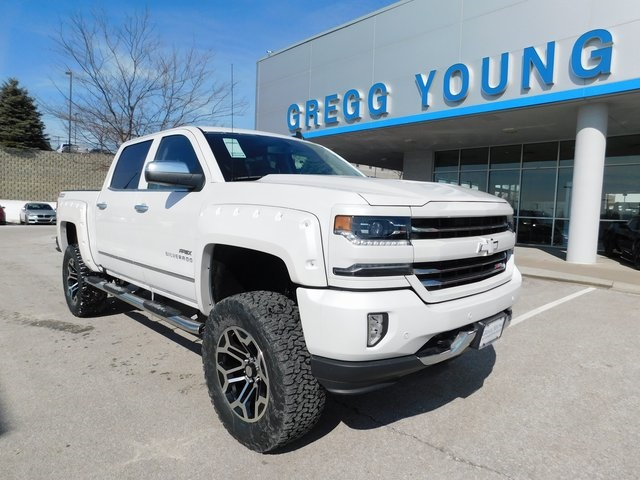 New 2018 Chevrolet Silverado 1500 Sca Apex Edition Ltz